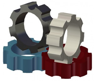 Conception pieces mécaniques